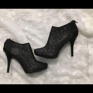 Maurice's high heeled booties 9